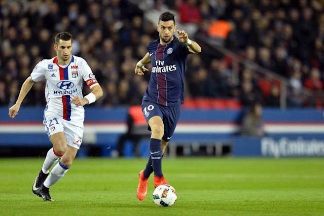 Javier Pastore (Getty Images)