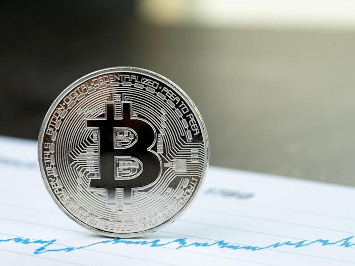 <p>Bitcoin is staging a slow recovery at the start of June after a devastating month of losses in May</p> (Getty Images)