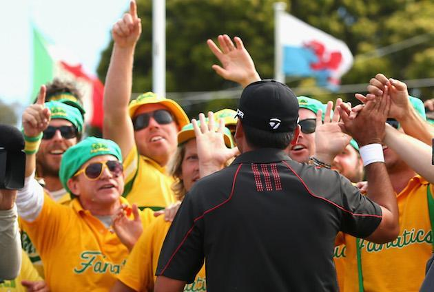 The 10 best golf moments of 2013: No. 3, Jason Day wins weeks after losing eight family members