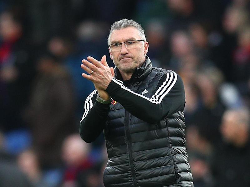 Watford manager Nigel Pearson: Getty Images