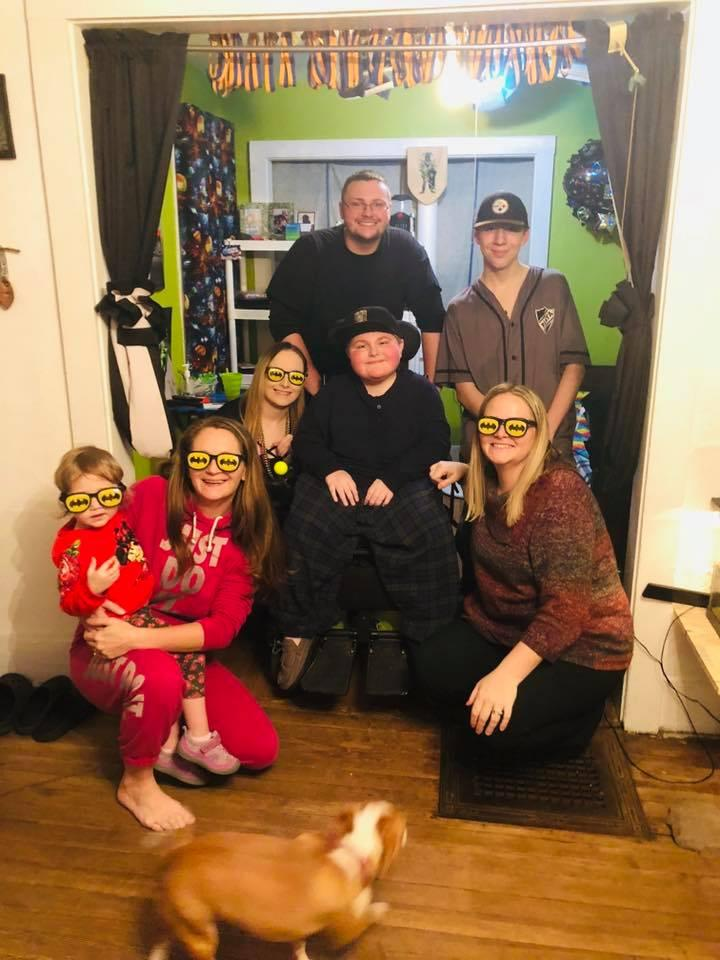 Family In Awe After Birthday Wish On Facebook Goes Viral