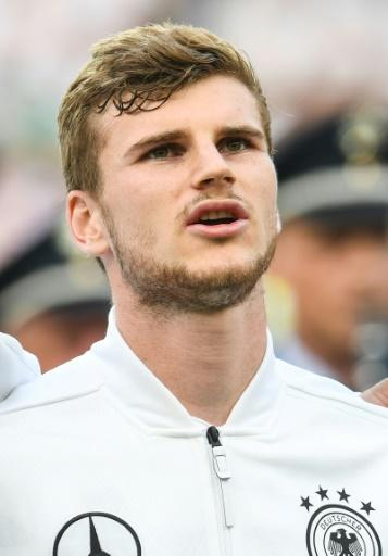 Germany forward Timo Werner has made an impressive start to his international career