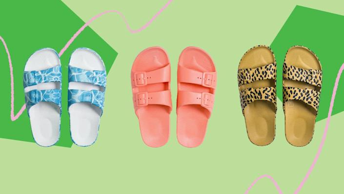 Our editors like these sandals more than Birkenstocks. Here's why. (Photo: HuffPost)