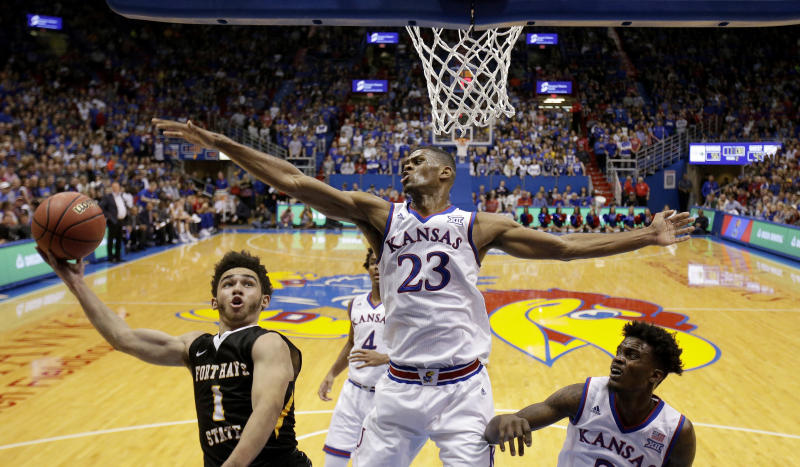 Kansas freshman Billy Preston signs with European team BC Igokea