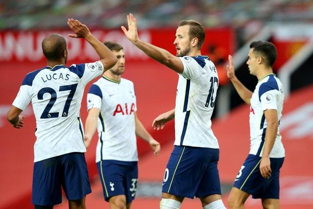 Harry Kane has been a superb all-round frontman this term