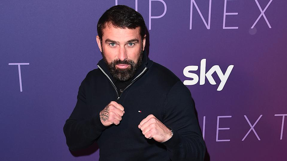 Ant Middleton has a period of unemployment after he left the Army