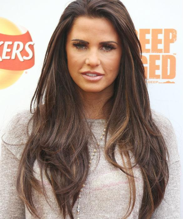 Katie Price: 'Frankie Boyle Wouldn't Mock Paralympics If His Wife Was Paralysed'