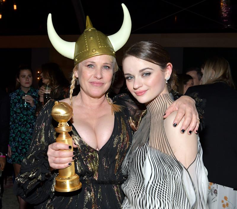 Patricia Arquette and Joey King