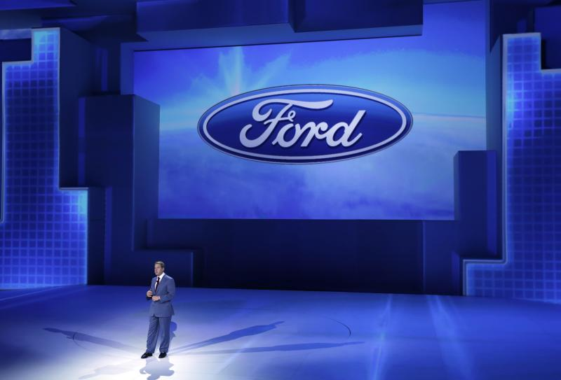 Ford finishes 2013 strong, but faces a tough year
