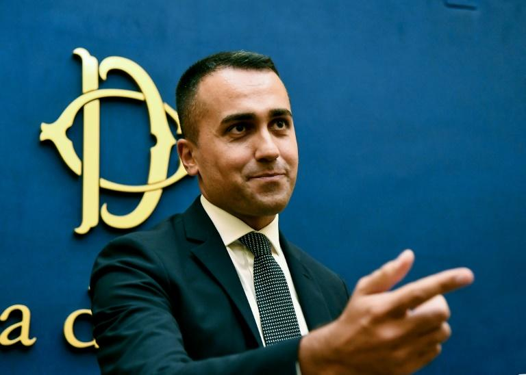 Luigi Di Maio has become foreign minister at just 33