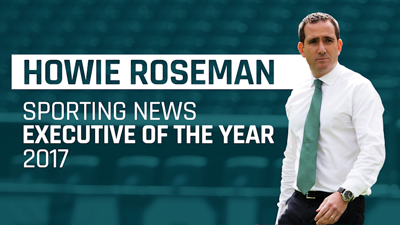Eagles' Howie Roseman voted Sporting News NFL Executive of the Year for 2017