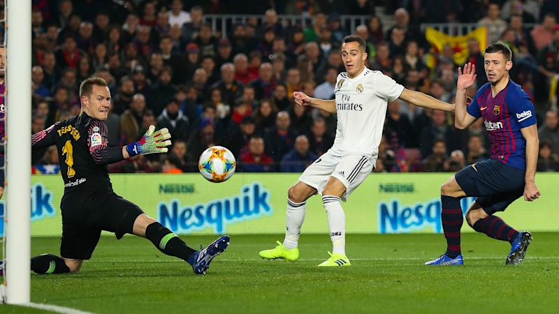 Real Madrid extend record away Clasico run