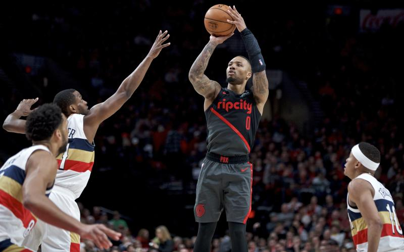 Trail Blazers' Damian Lillard not willing to 'sell out' for titles