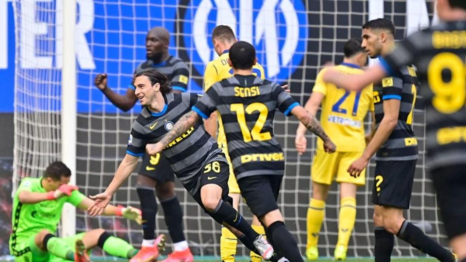 Internazionale v Hellas Verona - Italian Serie A | Soccrates Images/Getty Images