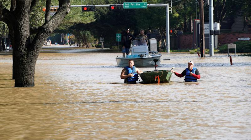 Arctic Warming Made Harvey A 'Killer Storm,' Climate Researcher Says