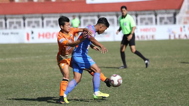 NEROCA Indian Arrows I-League 2019-20
