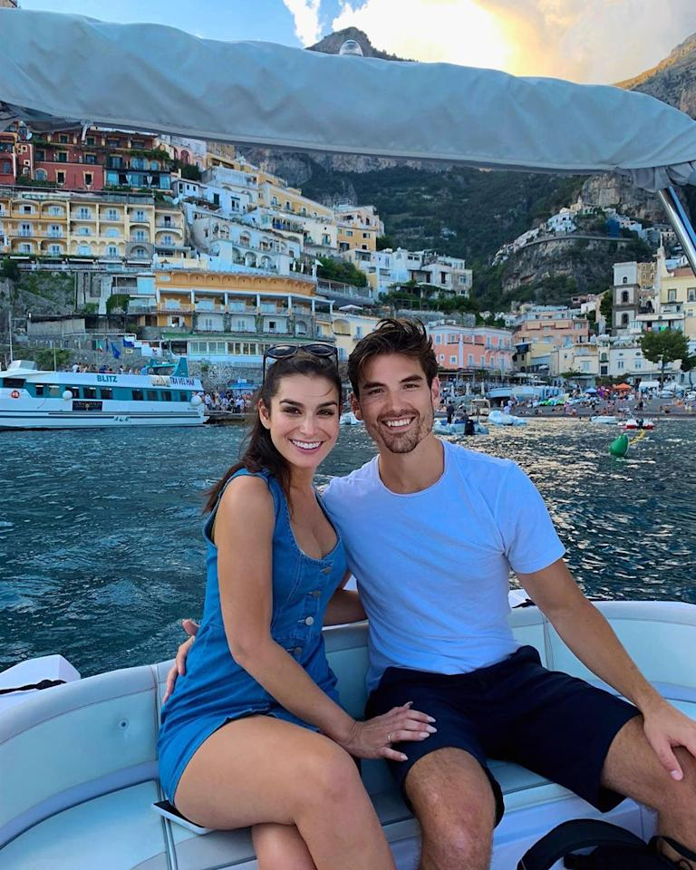 <p>Ashley I. and Jared didn't <em>exactly</em> find love on <em>Bachelor In Paradise</em>—at least, not at first. Ashley (who appeared on Chris' season of <em>The Bachelor</em>) only had eyes for Jared when she got to Mexico, and the two dated for a few weeks on season two of <em>BIP</em>. But Jared ultimately broke her heart when he admitted he still wasn't over his <em>Bachelorette</em>, Kaitlyn. </p><p>After failing to rekindle their romance on season three of <em>Paradise</em>, the<em></em> two stayed friends before eventually falling in love three years later. They were married in August 2019 in a lavish Rhode Island wedding attended by a veritable who's who of <em>Bachelor</em> Nation alums, including Nick Viall and Dean Unglert, who served as groomsmen.</p>