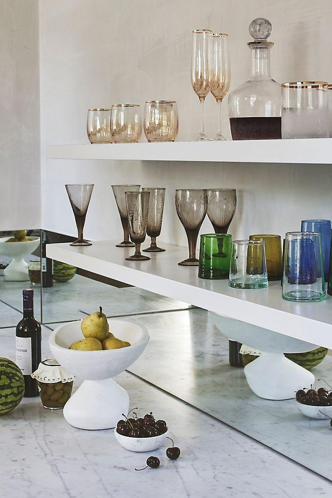 """<p><strong>Anthropologie</strong></p><p>anthropologie.com</p><p><strong>$30.40</strong></p><p><a href=""""https://go.redirectingat.com?id=74968X1596630&url=https%3A%2F%2Fwww.anthropologie.com%2Fshop%2Fgreer-decanter&sref=https%3A%2F%2Fwww.womansday.com%2Frelationships%2Fg3242%2Fgifts-for-couples%2F"""" rel=""""nofollow noopener"""" target=""""_blank"""" data-ylk=""""slk:Shop Now"""" class=""""link rapid-noclick-resp"""">Shop Now</a></p><p>This vintage-inspired decanter makes a stylish addition to any bar cart. Couples that don't drink as often could also use it as a centerpiece, or a way to serve anything from water to juice.</p>"""