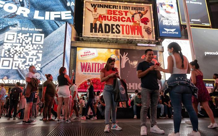 Broadway - Alexi Rosenfeld/Getty Images North America