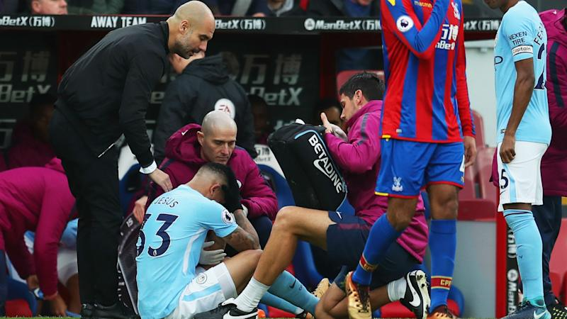 Did Wenger and Alexis get lucky with Man City injuries?