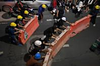 Images from Bangkok over the weekend of activists in hard hats, goggles and gas masks facing off against the police were strongly reminiscent of the methods used last year by Hong Kong protesters