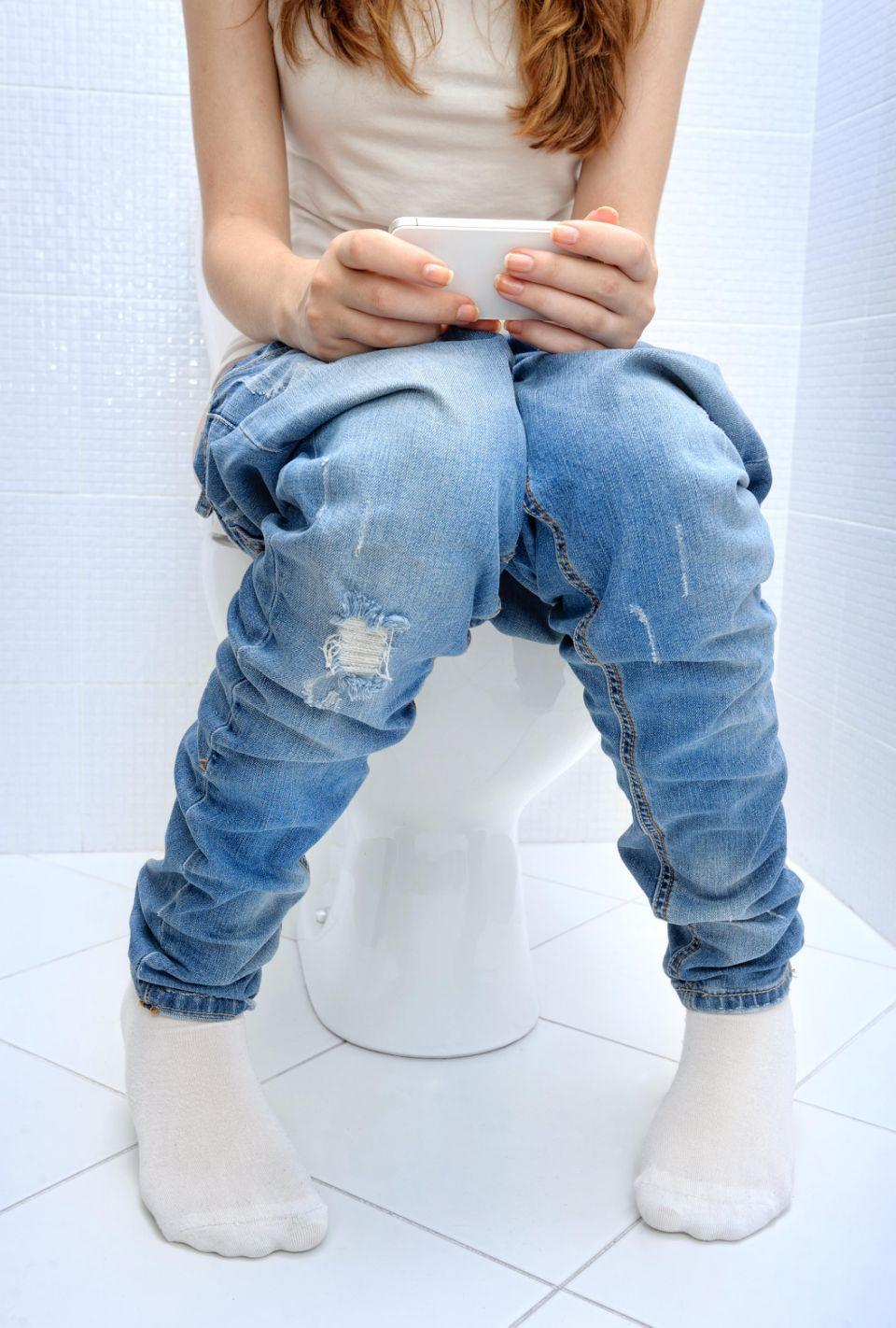 Mobile phones are one of the worst culprits for spreading germs. Photo: Getty