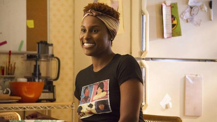 """Issa Rae in """"Insecure"""". photo: Anne Marie Fox/HBO"""