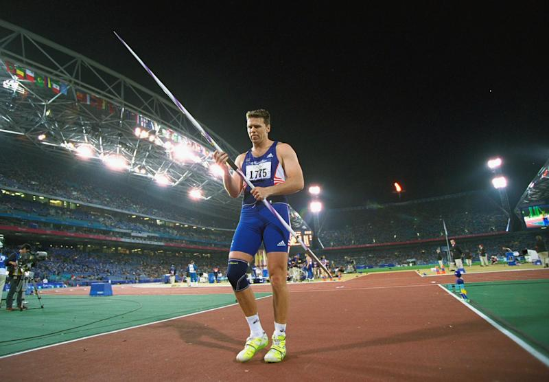 Backley stands tall as one of Britain's great field athletes with two Olympic silvers and a bronze