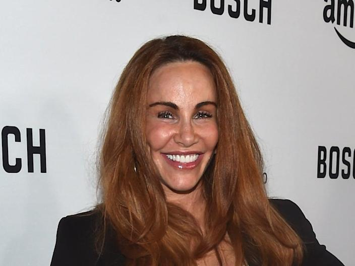 Tawny Kitaen has died, aged 59Getty Images
