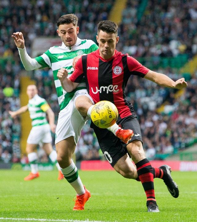 Celtic v Lincoln Red Imps – UEFA Champions League – Second Qualifying Round – Second Leg – Celtic Park