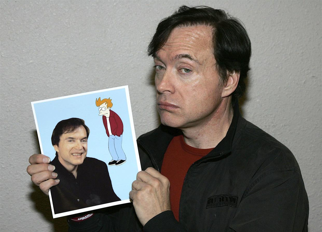 PASADENA, CA - MARCH 12:  Actor Billy West poses at Creation Entertainment's Grand Slam XIV: The Sci-Fi Summit at The Pasadena Center on March 12, 2006 in Padadena, California. (Photo by David Livingston/Getty Images)