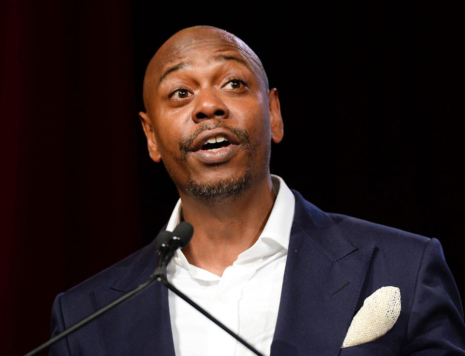 """Dave Chappelle's comedy sketch series """"Chappelle's Show"""" is no longer on Netflix."""