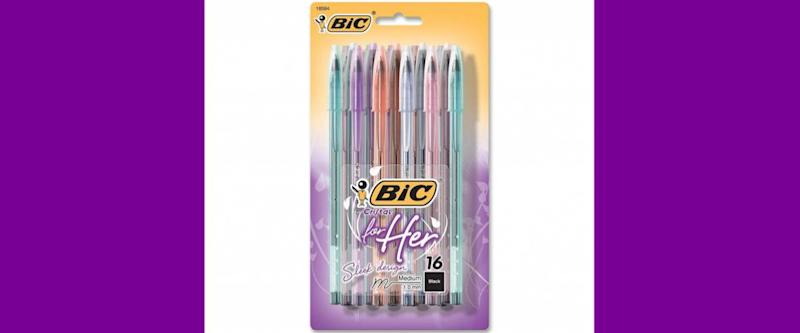 BIC Cristal For Her Ball Pen