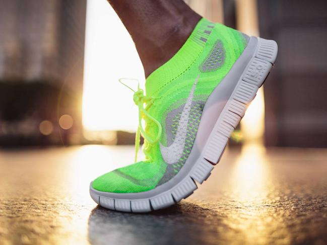 53013c008e3d Nike executive describes how you could make running shoes at home in ...