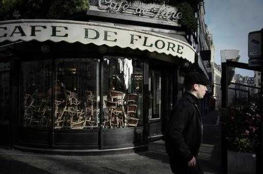 France allowed municipal elections to go ahead even as officials imposed a drastic nationwide shutdown on businesses