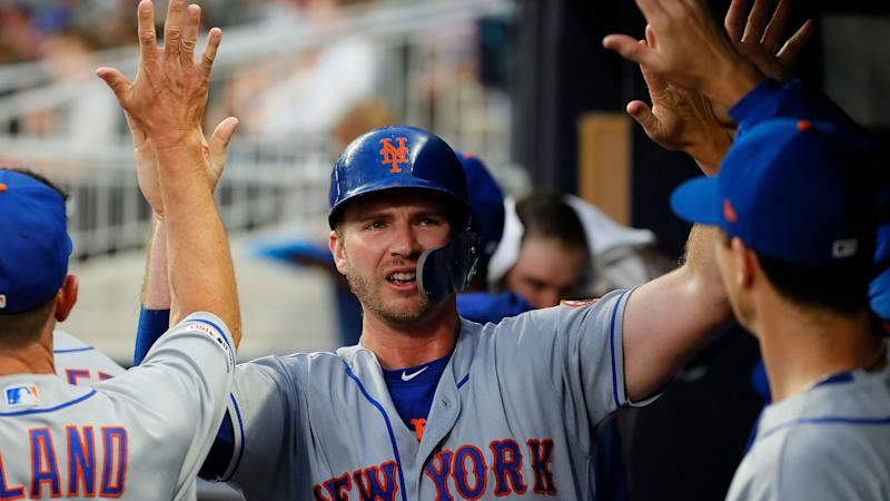 Alonso sets Mets' rookie homer record 78 games into season