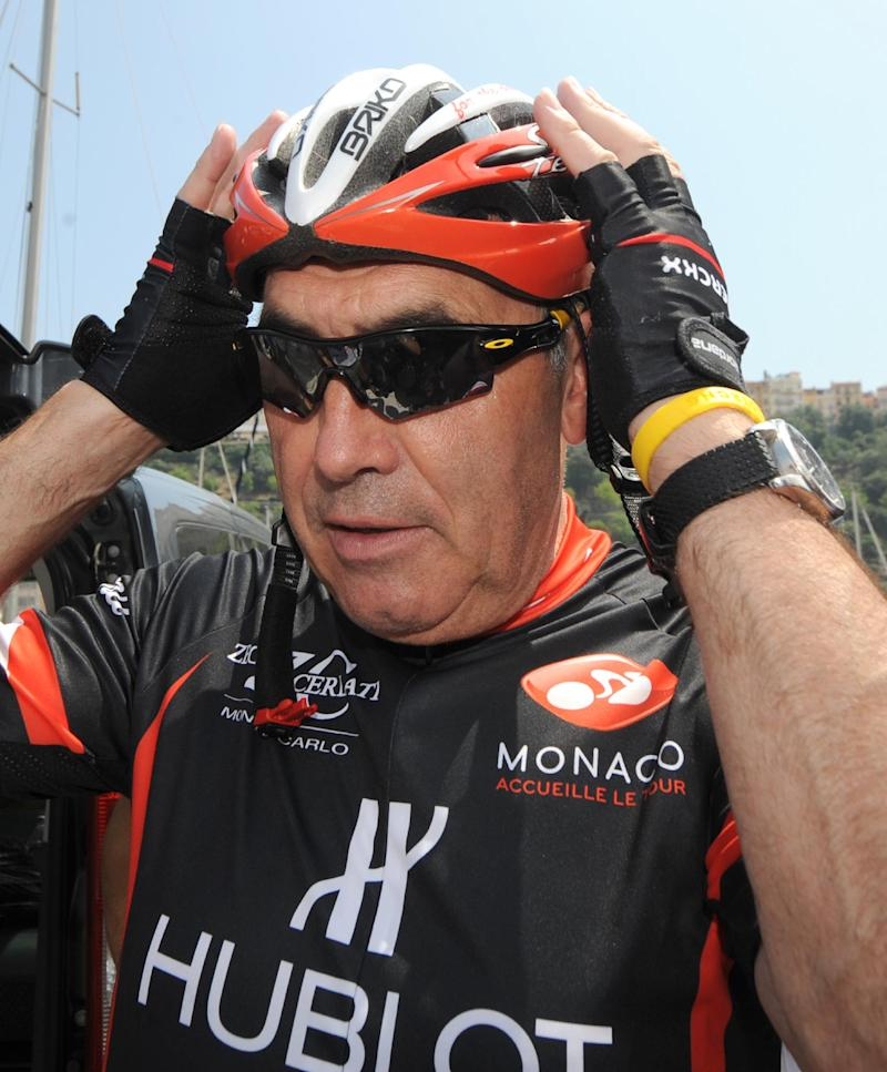 Cycling - Merckx in hospital after heart scare