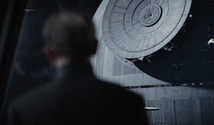 Could this be Grand Moff Tarkin? - Credit: Lucasfilm
