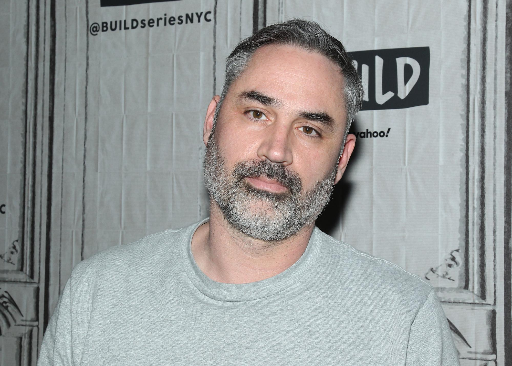 Alex Garland is working on a low-budget horror movie