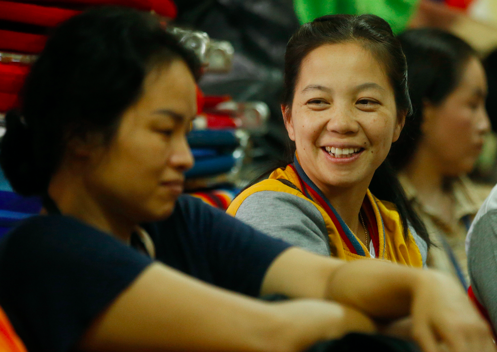 Relatives react with relief and elation to the news that the boys are alive. (Photo: PA)