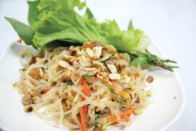 Getting lost making the Makansutra Thai Food Guide
