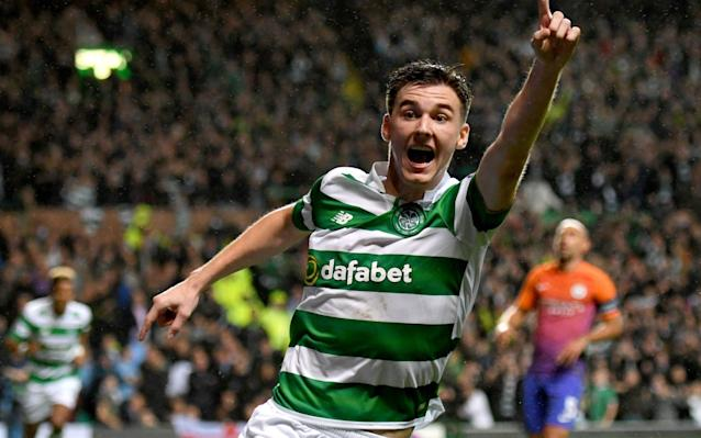 <span>Rodgers says Celtic's Champions League results helped them build confidence</span> <span>Credit: Rex Features </span>