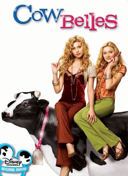 <p>Aly Michalka (<i>iZombie</i>) stars in this fictionalized retelling of Paris Hilton and Nicole Richie's reality show <i>The Simple Life</i>. Basically, two glamorous city girls have to go to work in the country for a while, duh.<br><br><i>(Credit: Disney Channel)</i> </p>