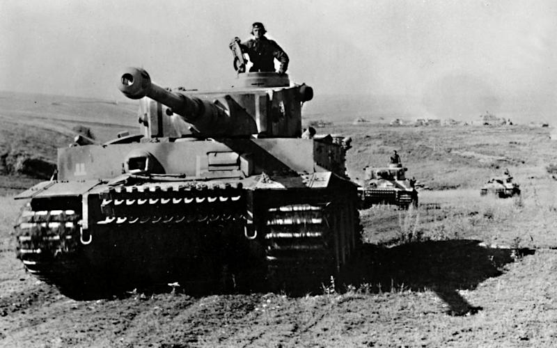 The Tiger tank was a formidable weapon but complex and unreliable - Rex Features