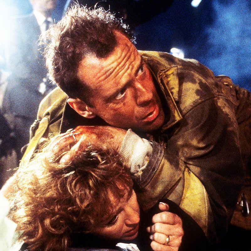 "<p>John McClane just wants to reconnect with his estranged wife. Instead, the poor guy has to fight a bunch of terrorists, led by a fiendishly endearing Alan Rickman. <em>Die Hard</em> made Bruce Willis America's most likeable action hero. And, yes, this is a Christmas movie.</p><p><a class=""link rapid-noclick-resp"" href=""https://www.amazon.com/Die-Hard-Bruce-Willis/dp/B009EEQO08/ref=sr_1_1?dchild=1&keywords=Die+Hard&qid=1595260377&s=instant-video&sr=1-1&tag=syn-yahoo-20&ascsubtag=%5Bartid%7C2139.g.26455274%5Bsrc%7Cyahoo-us"" rel=""nofollow noopener"" target=""_blank"" data-ylk=""slk:WATCH NOW"">WATCH NOW</a></p>"
