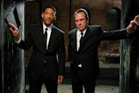 """Will Smith and Tommy Lee Jones in Columbia Pictures' """"Men in Black 3"""" - 2012"""