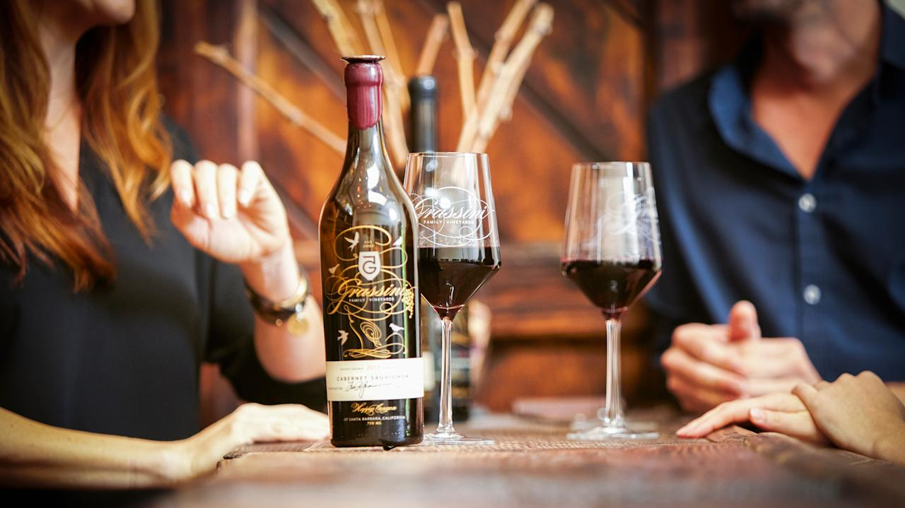 """<p>You can walk to more than 20 tasting rooms (including Kunin Wines and Whitcraft Winery) in the Funk Zone district downtown. Next up: Head to the Presidio to visit Au Bon Climat and Margerum Wine Company. Don't forget to pace yourself. <em><a rel=""""nofollow"""" href=""""http://urbanwine%E2%80%A8trailsb.com"""">urbanwinetrailsb.com</a>.</em></p>"""
