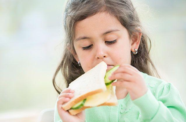 The school has been searching packed lunches for banned foods. Picture: AAP, File