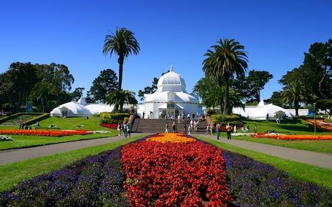 Golden Gate Park, San Francisco, California - Credit: Chee-Onn Leong/coleong