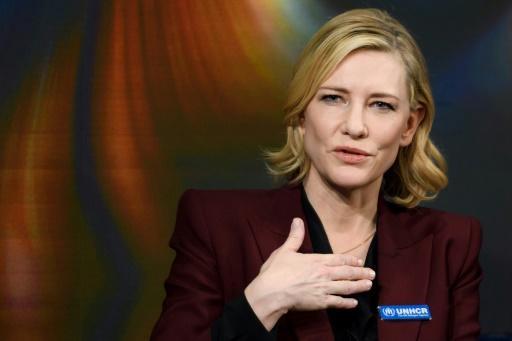 Cate Blanchett, a two-time Oscar winner from Australia, will be the 12th woman to head the Cannes jury